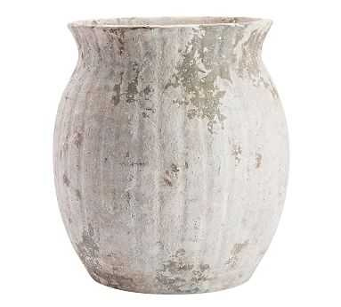 Weathered Stone Collection, White - Large - Pottery Barn