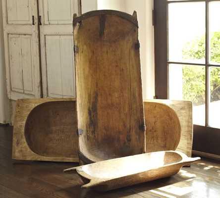 PB FOUND DOUGH BOWLS - OBLONG - Pottery Barn
