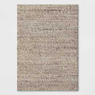 Chunky Knit Wool Rug - Project 62 - 7x10' - Target