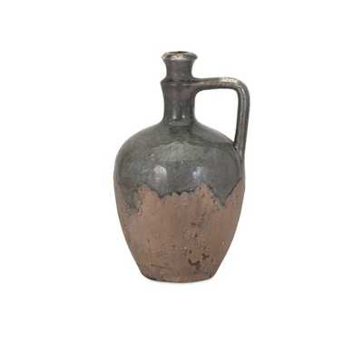 Bardot small Blue Stone Ceramic Jug - Mercer Collection