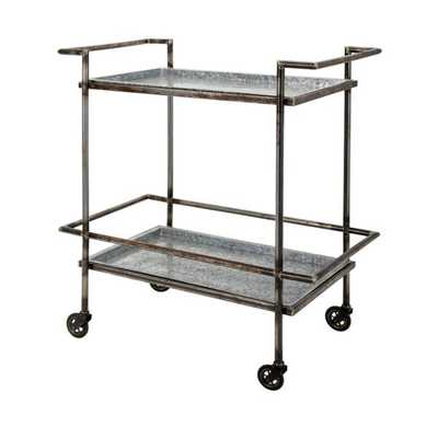 Percy Bar Cart - Mercer Collection