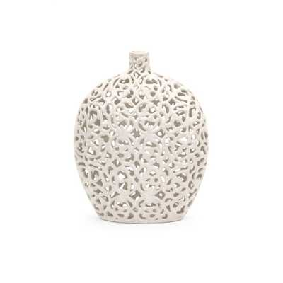 Lacey Small Vase - Mercer Collection
