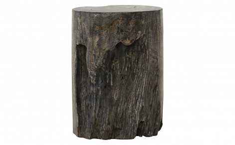 CERUSED STUMP TABLE - SMALL - Jayson Home
