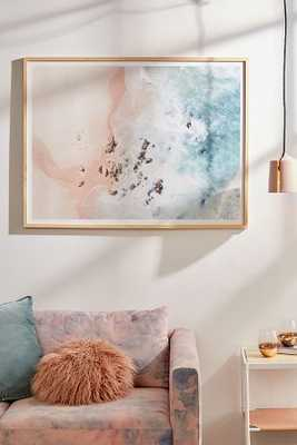 Ingrid Beddoes Sea Bliss Art Print - Urban Outfitters