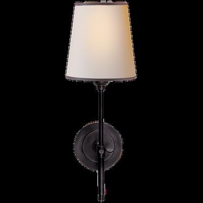 Bryant Sconce - Bronze, single - Circa Lighting