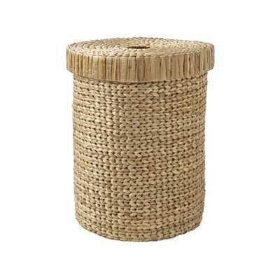 Natural Wicker Hamper - Crate and Barrel