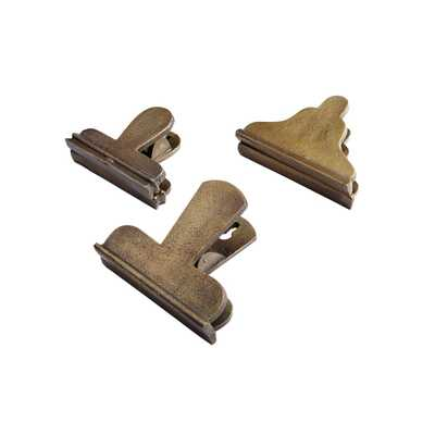 Gallery Wall Clips, Set of 3 - Crate and Barrel
