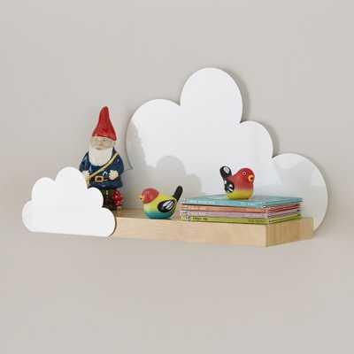 Cloud Wall Shelf - Crate and Barrel