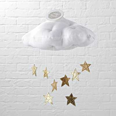 Luxe Star and Cloud Mobile - Crate and Barrel
