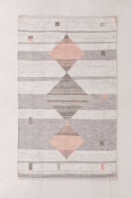 Cali Woven Rug - Urban Outfitters