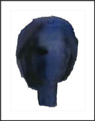 """Blue Head Wall Art, 28""""x36"""" Print - Artfully Walls"""