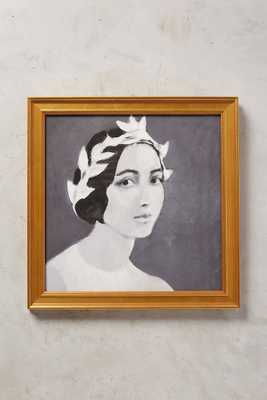 Young Lady Wall Art - Anthropologie