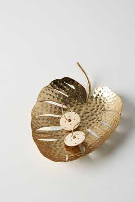 Palm Leaf Dish - Anthropologie