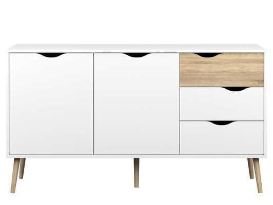 Mateer 5 Drawer Sideboard - Wayfair