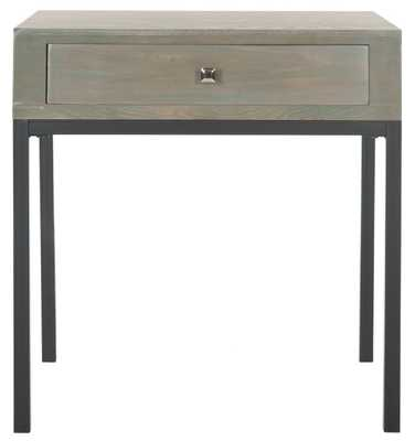 ADENA END TABLE WITH STORAGE DRAWER - Arlo Home