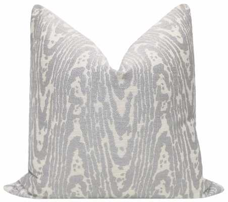 Faux Boise Pillow Cover - Little Design Company