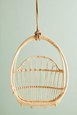 Woven Hanging Chair - Anthropologie