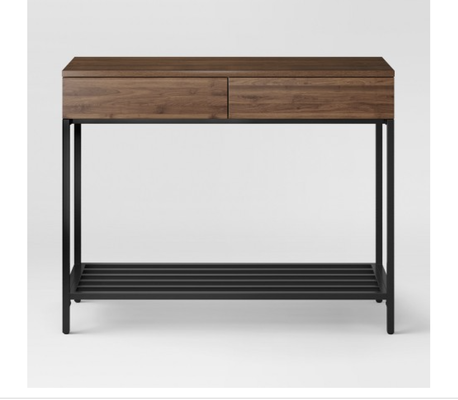 Loring Console Table - Project 62™ in Walnut - Target