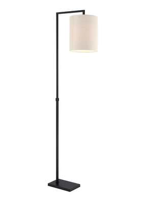 Naomi Floor Lamp BLACK - Apt2B