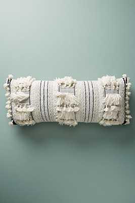 Woven Edna Pillow - Anthropologie
