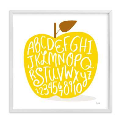 Apple ABCs - Minted