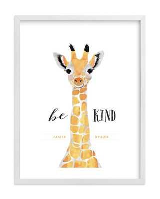 baby animal.giraffe - Minted