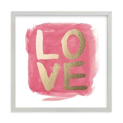 Love In Brush - Minted