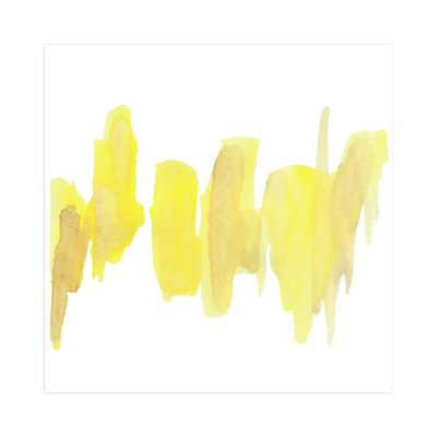The Beat of Yellow - Minted