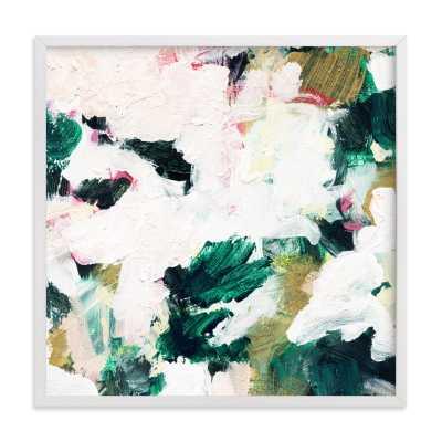 Ivy - white frame, no matte - Minted