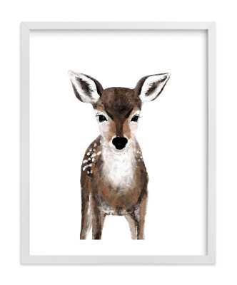Baby Animal Deer - Minted