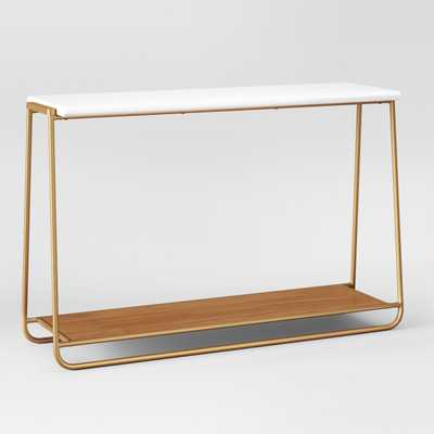 Sayer Console Table White - Project 62 - Target