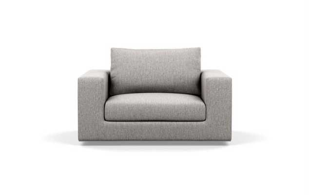 Walters Chairs in Earth Fabric - Interior Define