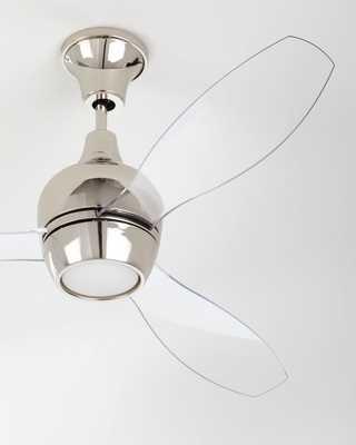 """Bordeaux Ceiling Fan, 52"""" - Horchow"""