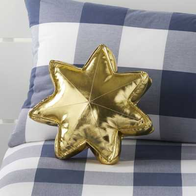 Genevieve Gorder Star Throw Pillow - Crate and Barrel