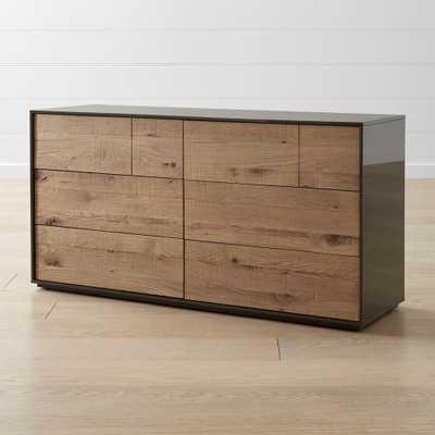 Cas 6-Drawer Modern Rustic Dresser - Crate and Barrel