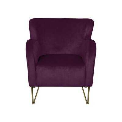 Swineford Wingback Chair - Wayfair