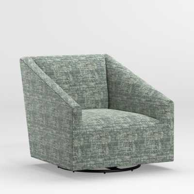 Holm Swivel Chair - Crate and Barrel