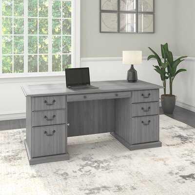 Twyman Executive Desk - Wayfair