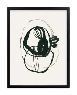 Black 03 Art Print - Minted