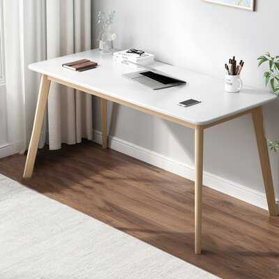 Farragut Solid Wood Desk - Wayfair