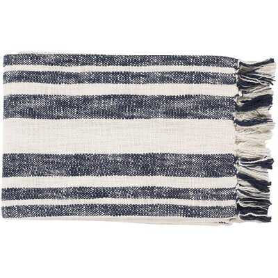 Yuna Cotton Throw - Birch Lane