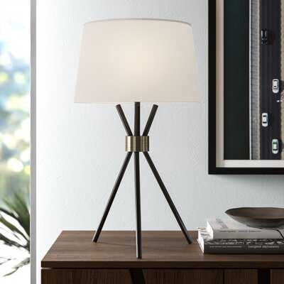 "Amara 25.5"" Tripod Table Lamp - AllModern"