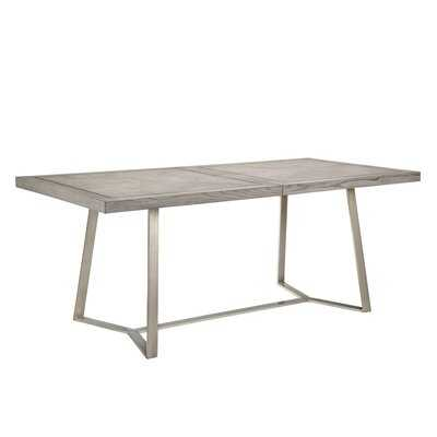 Barham Solid Wood Dining Table - Wayfair