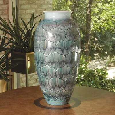 Lady Los Ceramic Table Vase - Wayfair