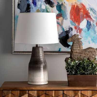 "Chico 22"" Terracotta Table Lamp - Loom 23"