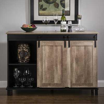 Birdsall Wine Bar Cabinet - Wayfair