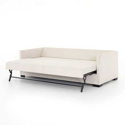 Snow Sleeper Sofa, Full - West Elm