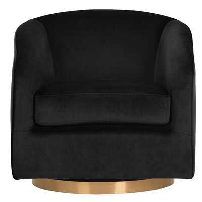 Melville Swivel Armchair - Wayfair