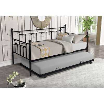 Daybed With Trundle - Wayfair