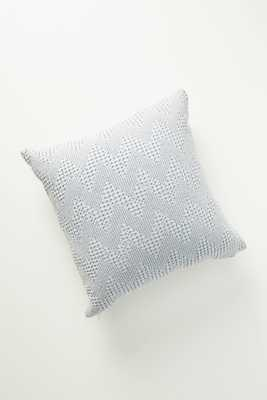 Woven Diane Pillow - Anthropologie